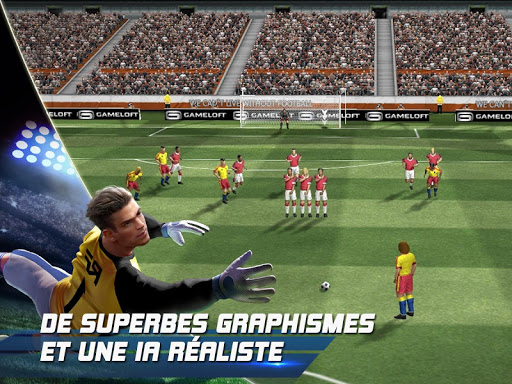 Real Football  captures d'écran 2