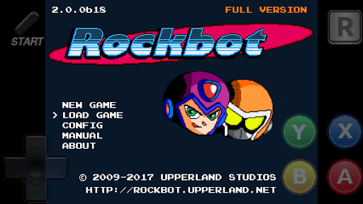 Rockbot 1 Screenshot