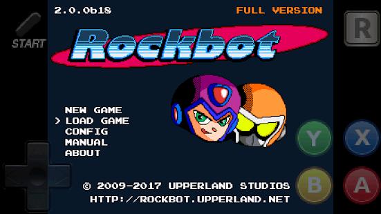 Rockbot 1 - náhled