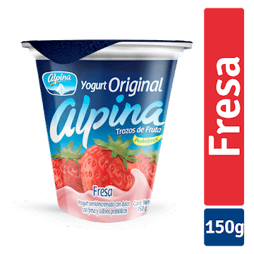 Yogurt ALPINA Original