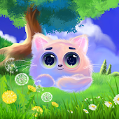 Animated Cat Live Wallpaper