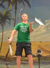 Photo: 6th competitor - Kyle Pugh