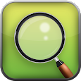Pocket Magnifier with LED apk