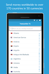Xendpay Money Transfer- screenshot thumbnail