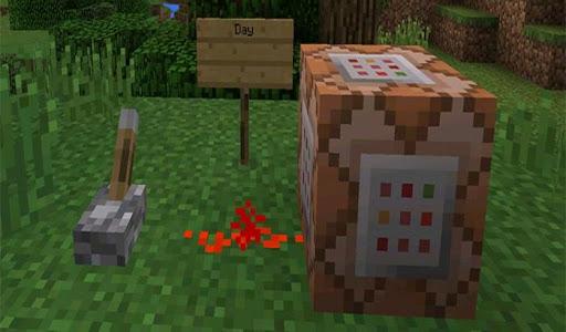Command Blocks Mod Minecraft