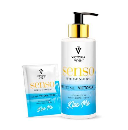 Hand & Body Cream Senso Kiss me 250 ml