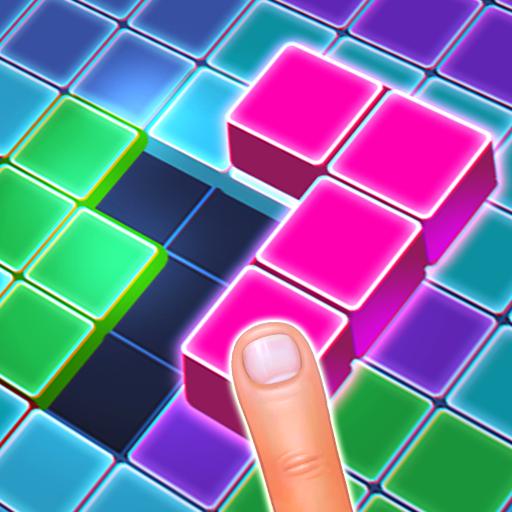 Coloring Block Puzzle