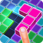 Coloring Block Puzzle Icon