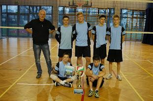 Turniej piłki siatkowej o Puchar Józefa Zemana