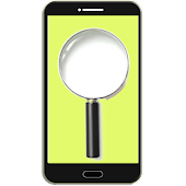 Magnifier Camera (Magnifying Glass + Camera)