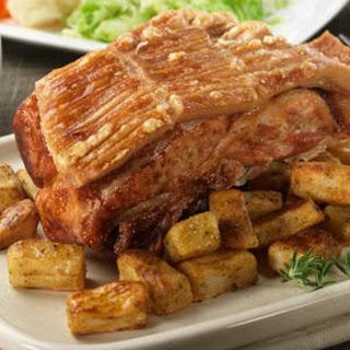 Perfect Roast Pork