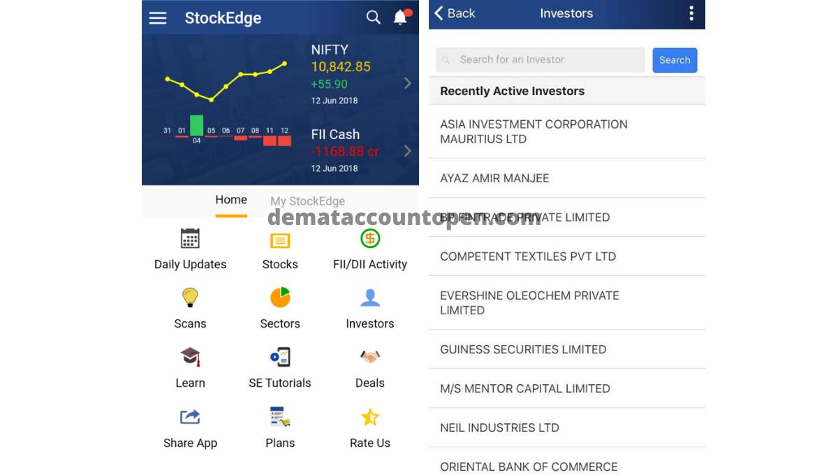 best share market app stock edge