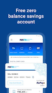 Paytm – Mobile Recharge, UPI Payments & Bank App 5