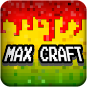 Max Craft : Crafting Adventures Android APK Download Free By Jose Osvaldo Ochoa Galvan