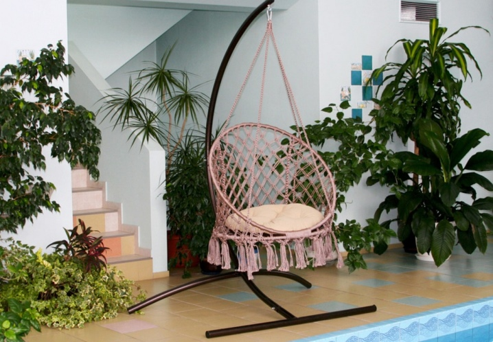 Гамак-кресло