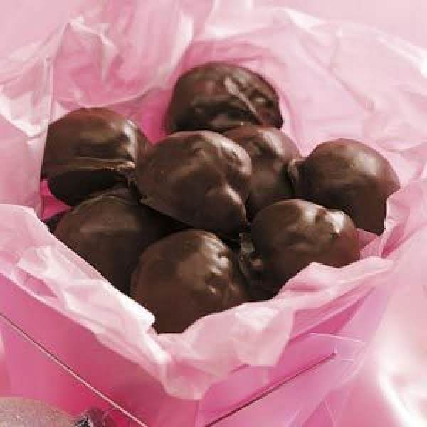 Chocolate-coconut Mashed Potato Candies