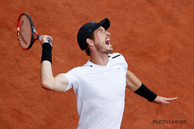"""Andy Murray aangenaam verrast dat hij heup kan ontlasten: """"Sla zo hard op als toen ik twintiger was"""""""