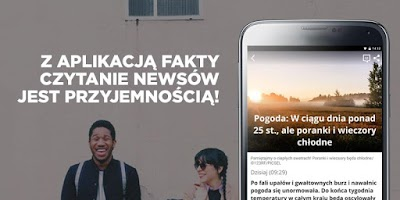Screenshot of Interia Fakty, Wiadomości