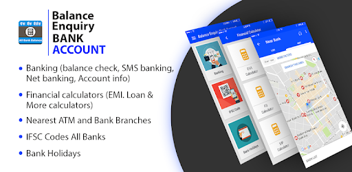 Balance Enquiry Bank Account - Apps on Google Play
