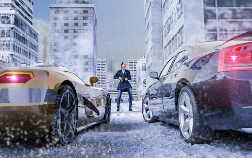 Winter City Shooter Gangster Mafia 1.0 de.gamequotes.net 1