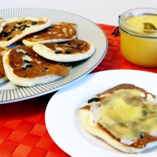 Lemon & Raisin Scotch Pancakes