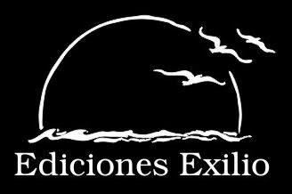 Photo: Logotipo. Ediciones Exilio. Bogotá, Santa Marta, Colombia. poetasalexilio@gmail.com  Director: Hernán Vargascarreño. http://ntcpoesia.blogspot.com/2010_06_14_archive.html