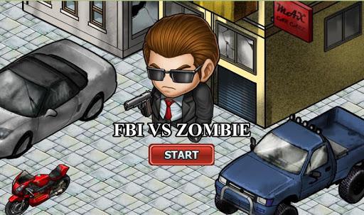 FBI vs Zombie