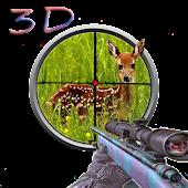 Jungle Hunting -Sniper Shooter