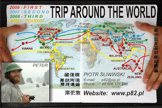 Photo: 2009 - THE FOURTH TRIP AROUND THE WORLD