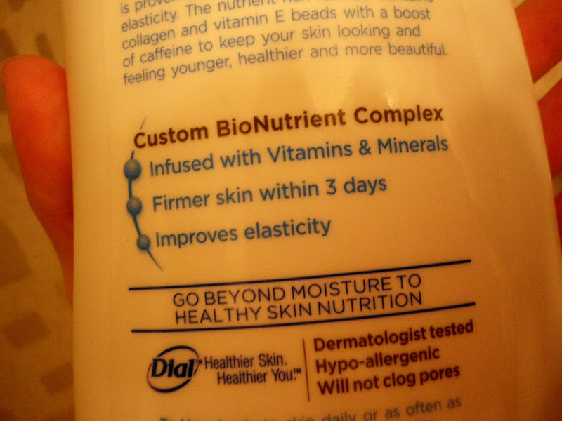 Photo: Infused with vitamins & minerals, firmer skin in 3 days, & improved elasticity? Can you say---