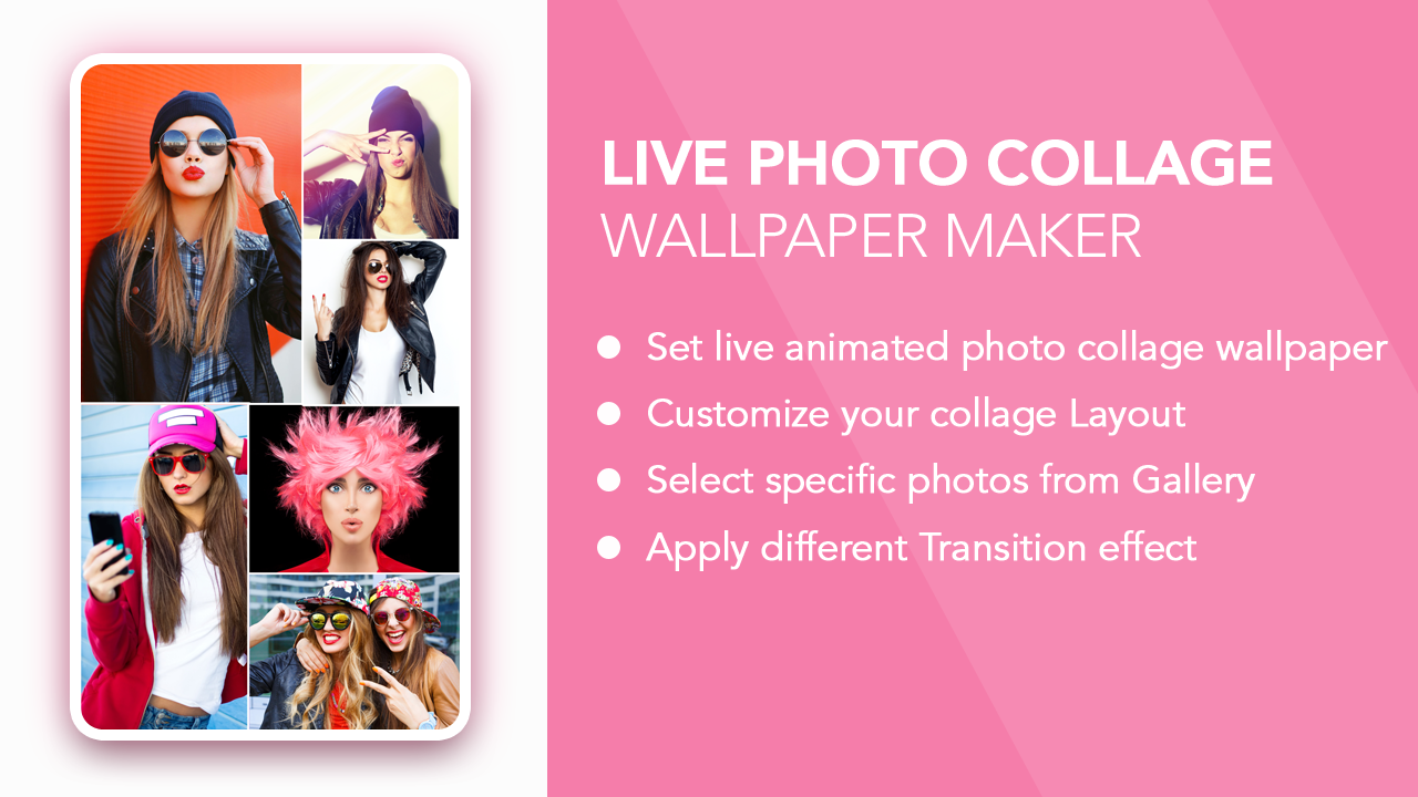 collage wallpaper maker – (Android Apps
