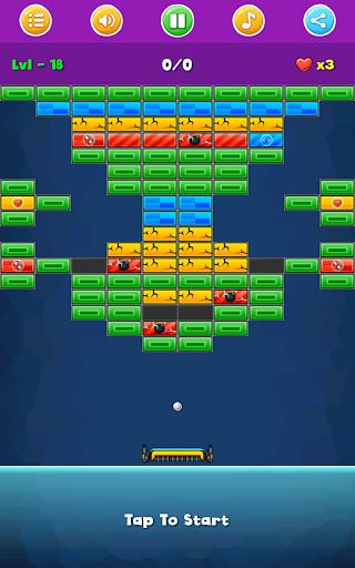 Super Brick Breaker apktram screenshots 15