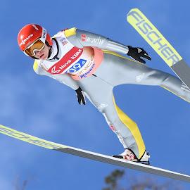 Richard Freitag by Igor Martinšek - Sports & Fitness Snow Sports