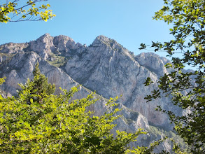 Photo: le paysage est enchanteur et verdoyant
