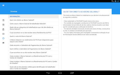 App Consulta PIS PASEP 2018 APK for Windows Phone