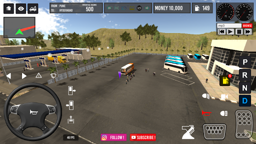 INDIA BUS SIMULATOR 2.0 screenshots 4