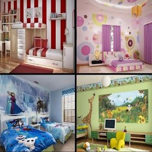 Paint the Children Room - náhled