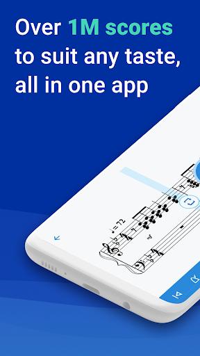 MuseScore: view and play sheet music 2.5.25 screenshots 1