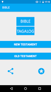 Ang Dating Biblia. Filipino on the App Store