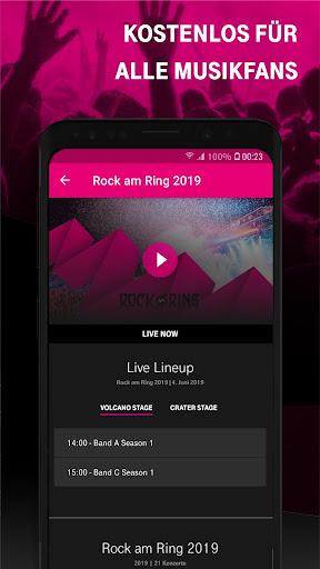 MAGENTA MUSIK 360 Exklusive Konzerte live streamen screenshot 6