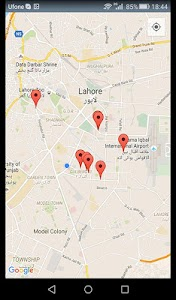 Mobile Location Tracker Map screenshot 11