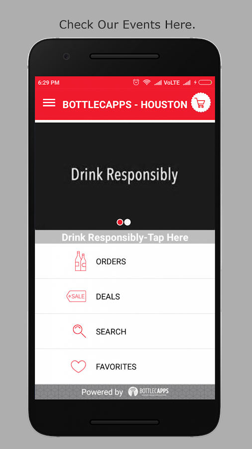 Bottlecapps- screenshot