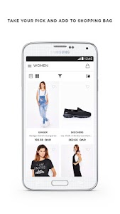 Namshi Online Fashion Shopping screenshot 2