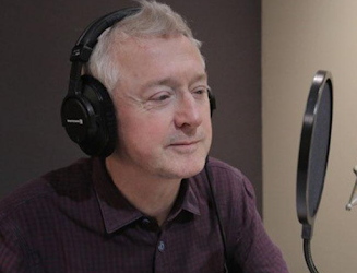 Louis Walsh to voice dog