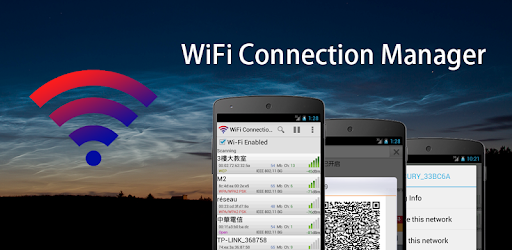 WiFi Connection Manager - Apps on Google Play