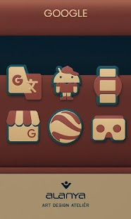 KADOU Icon Pack Screenshot
