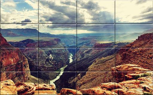 Tile Puzzle Nature apkpoly screenshots 8