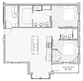 Go to The Kirk Floorplan page.