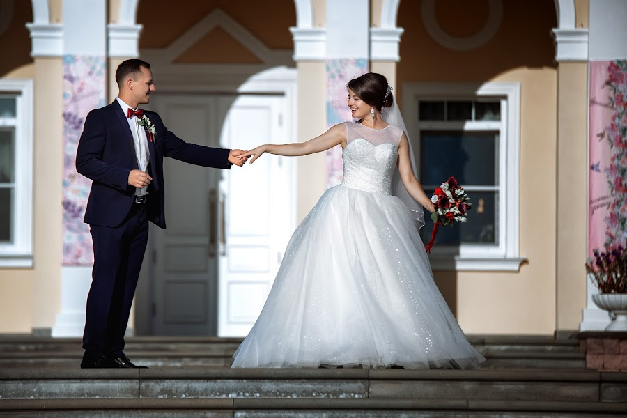 Wedding photographer Roman Yulenkov (yulfot). Photo of 12.03.2019