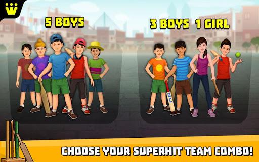 Gully Cricket Game - 2019 1.9 screenshots 3